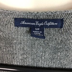 American Eagle Outfitters Sweaters - AEO Drape Front Cardigan Sweater